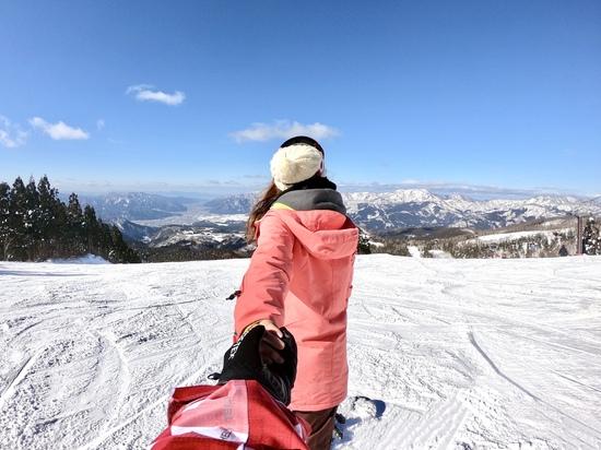 Follow me to|スキージャム勝山のクチコミ画像