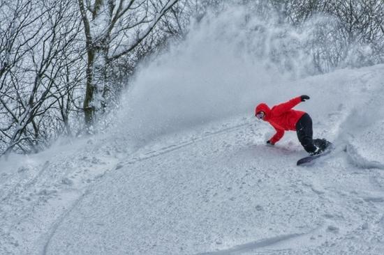 胎内スキー場のフォトギャラリー3