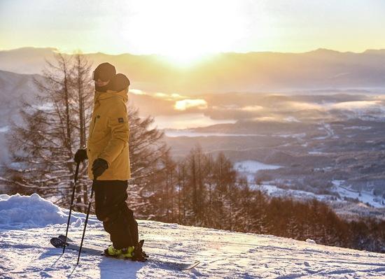 元旦初滑り|妙高杉ノ原スキー場のクチコミ画像