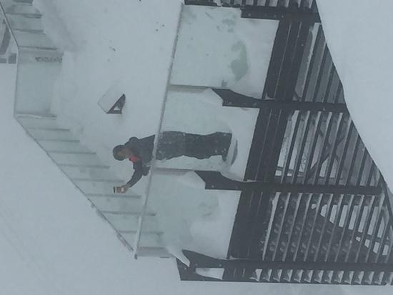 ヘルメット?|竜王スキーパークのクチコミ画像1