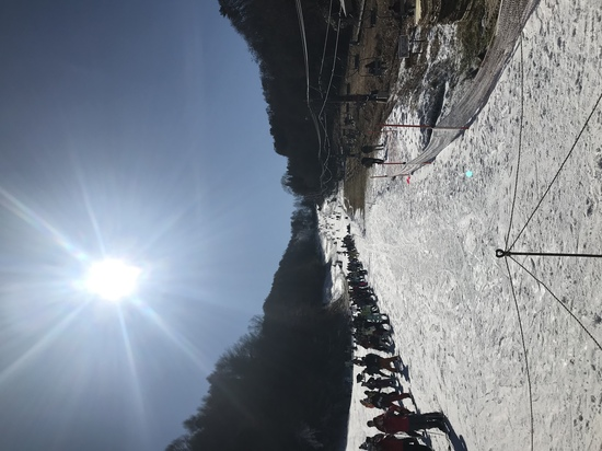 佐久スキーガーデン「パラダ」北パラダスキー場のフォトギャラリー1
