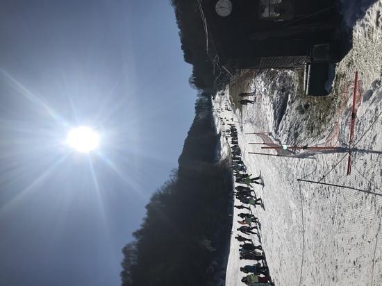 フラストレーションmax|佐久スキーガーデン「パラダ」北パラダスキー場のクチコミ画像2