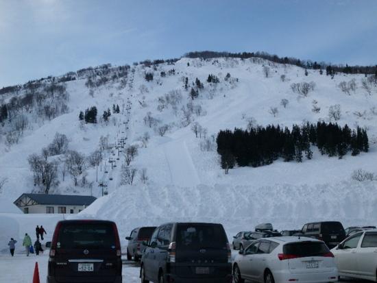 リフトが。|シャルマン火打スキー場のクチコミ画像