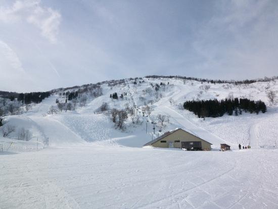 リフトが。|シャルマン火打スキー場のクチコミ画像2