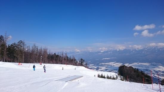 天気、雪質ともにGOOD|富士見パノラマリゾートのクチコミ画像