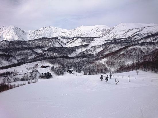 広大なゲレンデ。|栂池高原スキー場のクチコミ画像