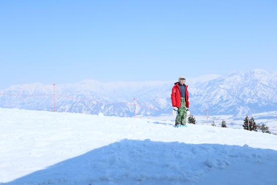 とても楽しいスキー場 上越国際スキー場のクチコミ画像