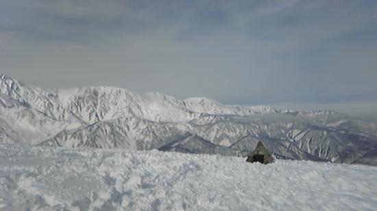 久しぶりに晴れ間が…|白馬八方尾根スキー場のクチコミ画像
