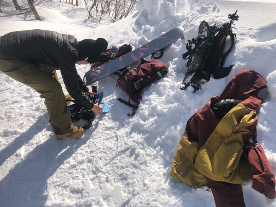 スノートレッキング|栂池高原スキー場のクチコミ画像3