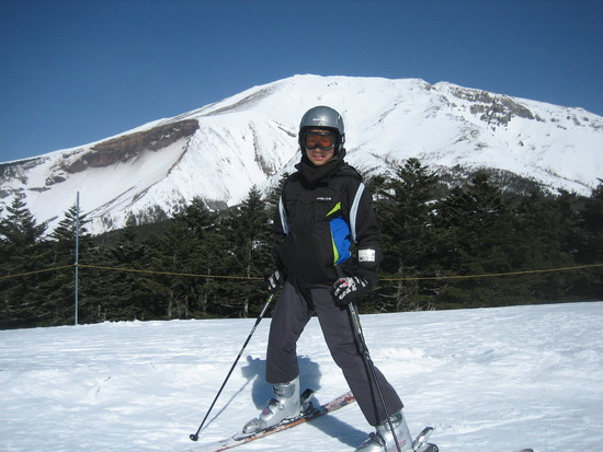 お天気最高♪春スキー満喫♪|Ontake2240のクチコミ画像