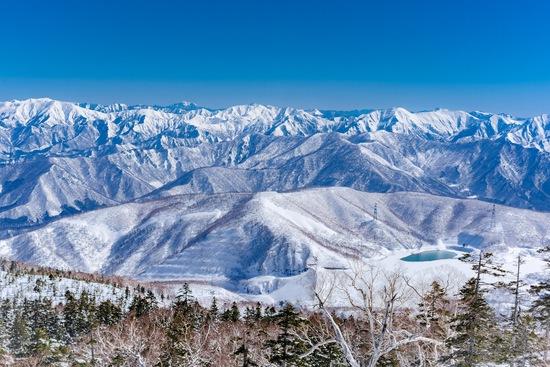 最高の雪質と景観を|かぐらスキー場のクチコミ画像