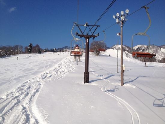 初級者でも楽しめます|戸狩温泉スキー場のクチコミ画像