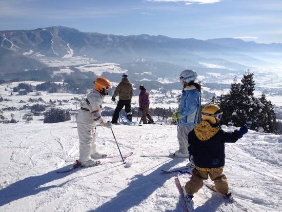 初級者でも楽しめます|戸狩温泉スキー場のクチコミ画像2