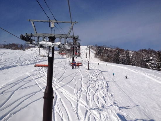 初級者でも楽しめます|戸狩温泉スキー場のクチコミ画像3
