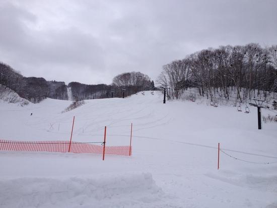 サラサラでした。|阿仁スキー場のクチコミ画像