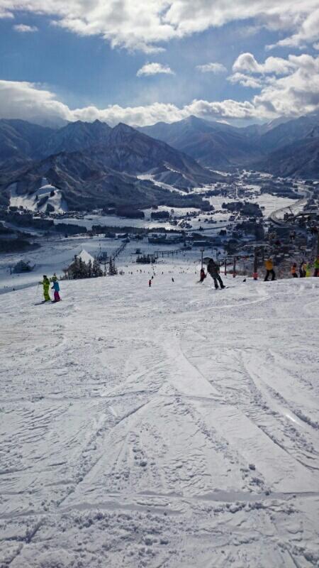良い眺め|岩原スキー場のクチコミ画像