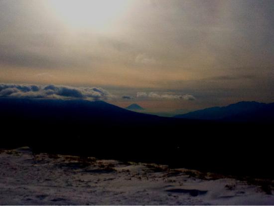 頂上からの景色がすごい!!|車山高原SKYPARKスキー場のクチコミ画像