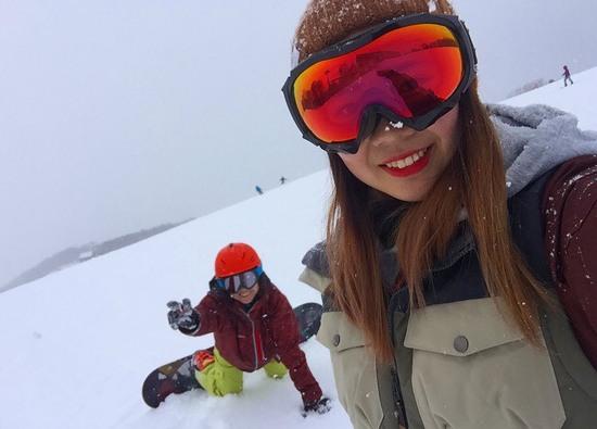 雪質最高パウダー三昧|タングラムスキーサーカスのクチコミ画像