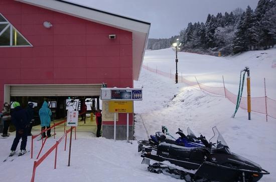 早朝券スタート|ノルン水上スキー場のクチコミ画像2