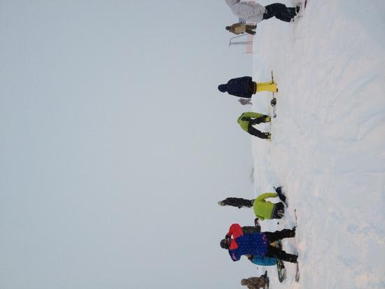 今年初滑り|ダイナランドのクチコミ画像
