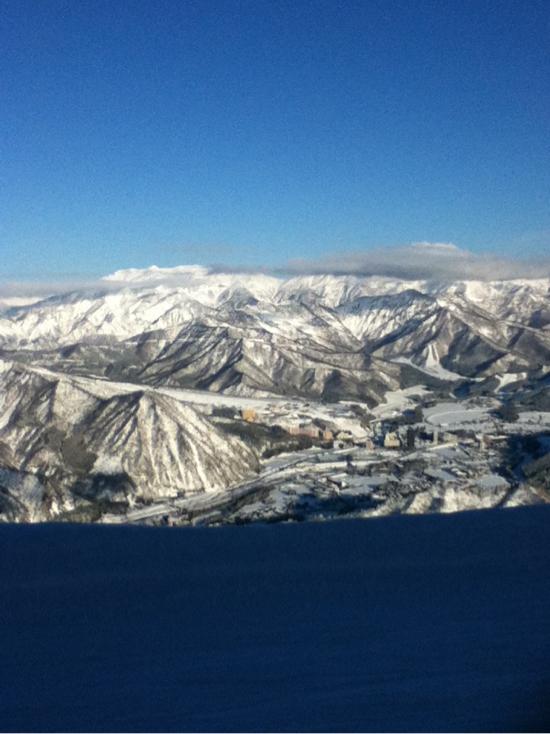 すんごいガラガラ|湯沢高原スキー場のクチコミ画像