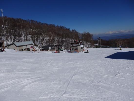 コンパクトだが工夫されたレイアウトのスキー場 八千穂高原スキー場のクチコミ画像