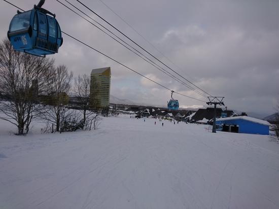 初めての安比 安比高原スキー場のクチコミ画像