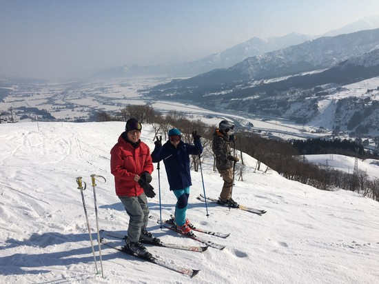 早朝だけ|石打丸山スキー場のクチコミ画像