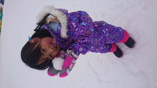 雪質が良かった!!|野沢温泉スキー場のクチコミ画像