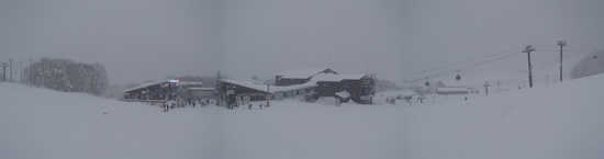 ときどき暴風|栂池高原スキー場のクチコミ画像