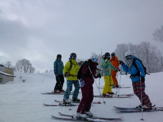 平日は最高!|シャルマン火打スキー場のクチコミ画像