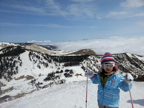雲上のスキー場 草津温泉スキー場のクチコミ画像