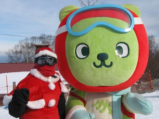 「あるクマ」さんと一緒に滑りました!|八千穂高原スキー場のクチコミ画像