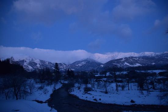 白馬の朝焼けならず|白馬八方尾根スキー場のクチコミ画像