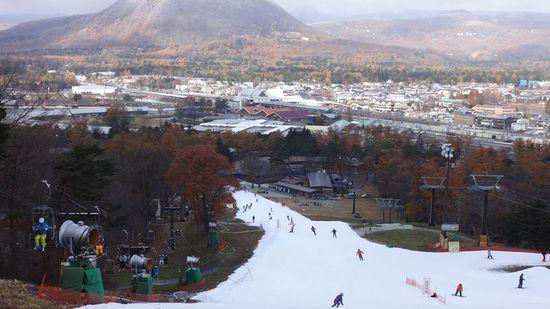 雪質良かった~|軽井沢プリンスホテルスキー場のクチコミ画像