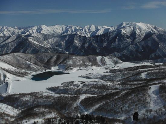 本州で一番のパウダーゲレンデ|かぐらスキー場のクチコミ画像