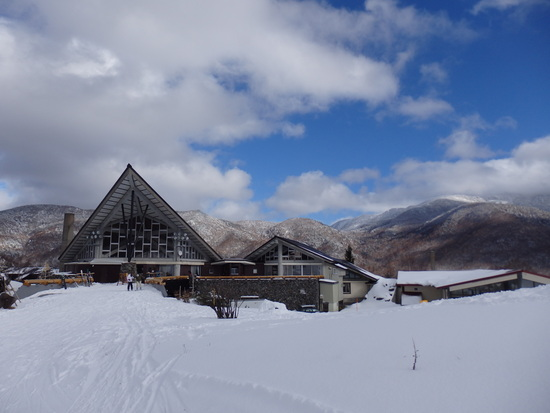 のんびりムード|奥志賀高原スキー場のクチコミ画像