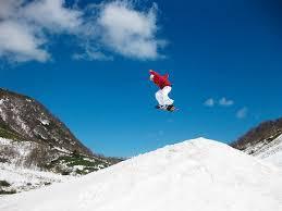 大山鏡ヶ成スキー場のフォトギャラリー1