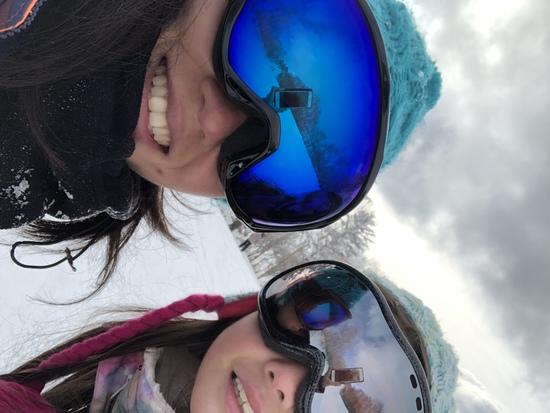 娘と|妙高杉ノ原スキー場のクチコミ画像