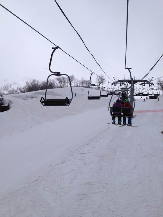 オープン初日 奥只見丸山スキー場のクチコミ画像