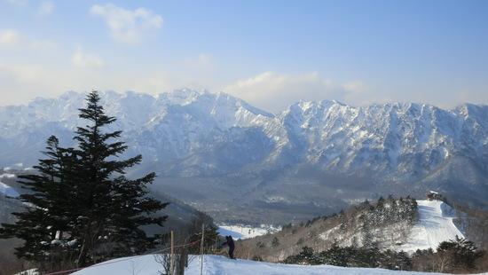ファミリーで楽しめる充実のゲレンデ|戸隠スキー場のクチコミ画像