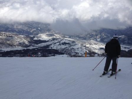 あたたかい|白馬八方尾根スキー場のクチコミ画像
