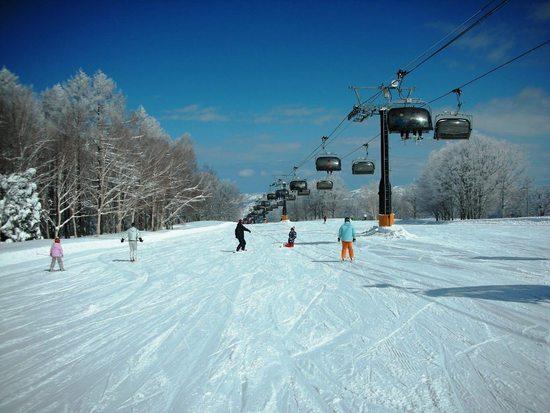 春の野沢 野沢温泉スキー場のクチコミ画像