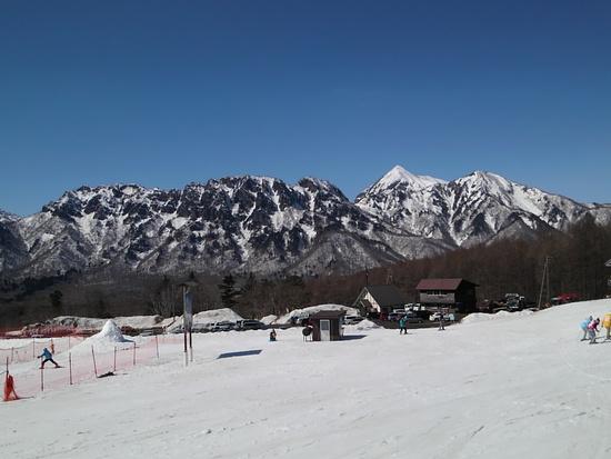 技術向上をめざすスキーヤー向け|戸隠スキー場のクチコミ画像
