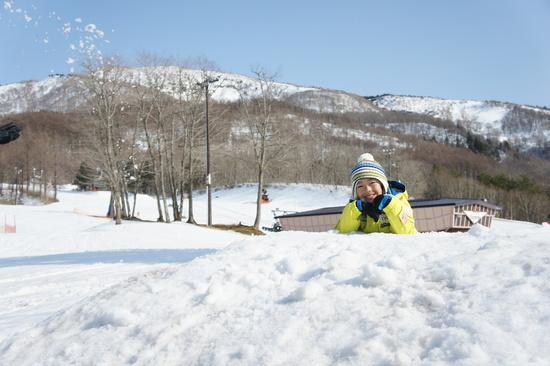 子供むけ|箕輪スキー場のクチコミ画像2