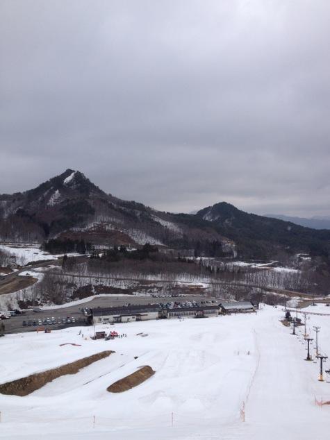 3月末だけど意外に寒い・・・|会津高原だいくらスキー場のクチコミ画像