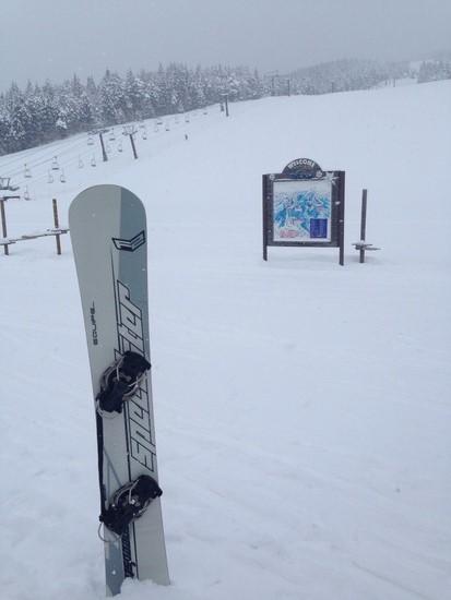 道路状況|スキージャム勝山のクチコミ画像2