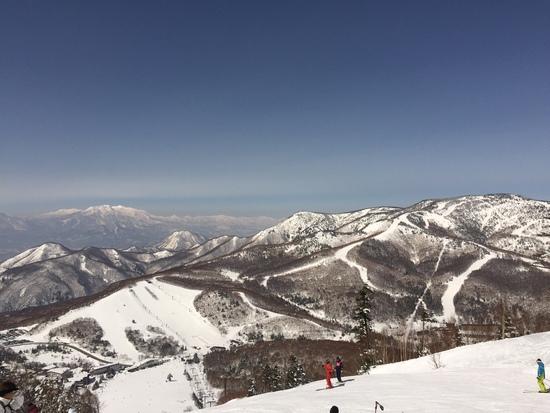さすが標高2000mのゲレンデ|志賀高原リゾート中央エリア(サンバレー〜一の瀬)のクチコミ画像