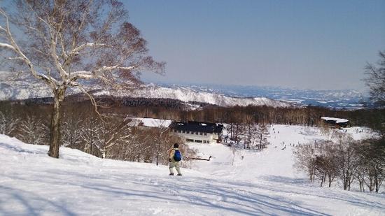 ワイドですが昭和の香り|野沢温泉スキー場のクチコミ画像