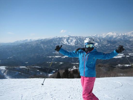 スキー場で誕生日おめでとう!|ホワイトピアたかすのクチコミ画像